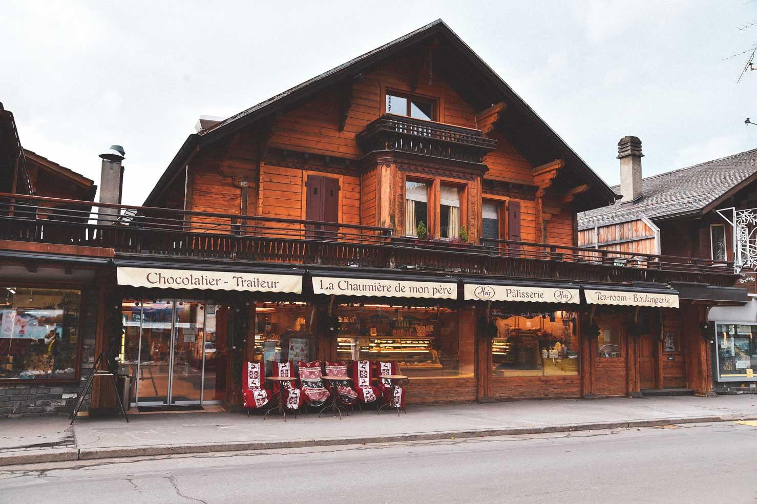 Café - Boulangerie, pâtisserie, chocolaterie Heiz à Villars